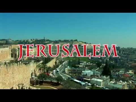 JERUSALEM - Ascension and  Descent