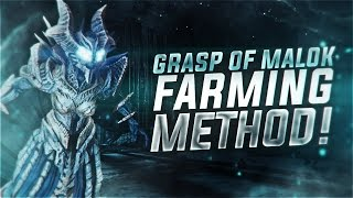Destiny: Best Grasp of Malok Farming Method!