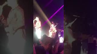 Romeo Santos TUYO private concert Hollywood palladium 2017