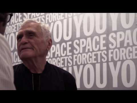 John Giorno in Milano - SPACE FORGETS YOU - Le Case D'Arte