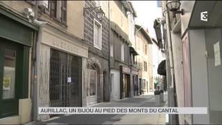 SUIVEZ LE GUIDE : Aurillac, un bijou au pied des monts du Cantal