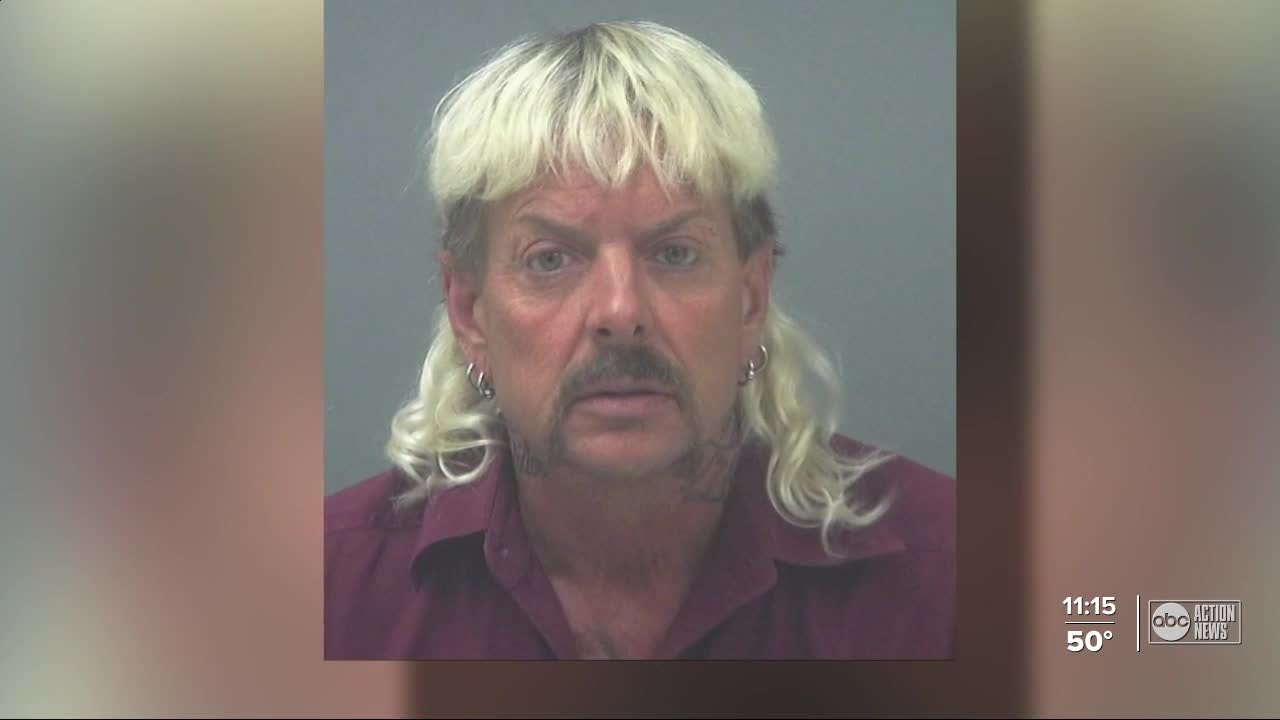 Joe Exotic: New evidence was part of pardon application presented ...