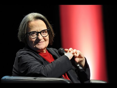 "BT 2017 | Agnieszka Holland | ""The Freedom Gene: How to Remain an Optimist"""