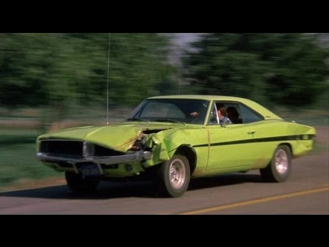 '69 Charger in Dirty Mary, Crazy Larry