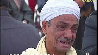 تلاوة مبكية جدا للشيخ محمود القزاز جعلت  الحاج صبحى الجسرينهمر من البكاء بالعباسة تسجيلات احمد وهوه