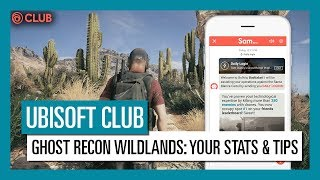 DAILY LOGIN: Get daily personalized tips for GHOST RECON WILDLANDS