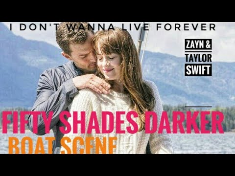 Fifty Shades Darker : I Don't Wanna Live...