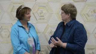 Patricia Delaney, Best of Show, AQS QuiltWeek® -- Des Moines, Iowa 2013