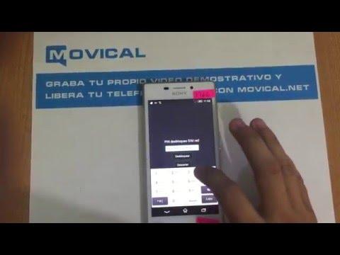 Desbloquear movistar - Movical net liberar ...