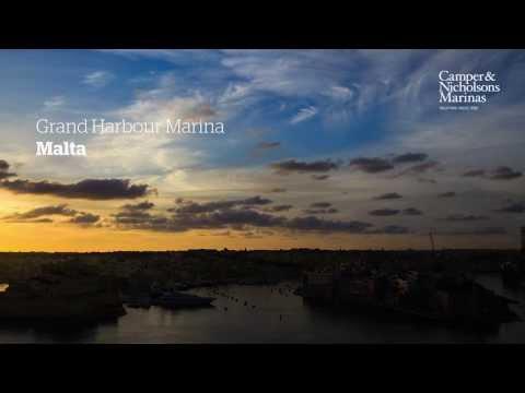 Grand Harbour Marina, Malta