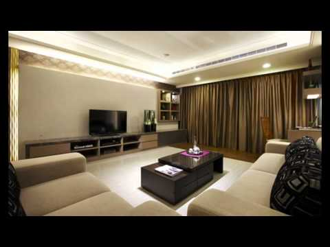 Interior design india small apartment interior design for Small hall interior design photos india