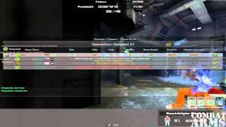 Combat Arms EU Vanguardz wieder wollte mich kick für nix CA 2014 12 24 06