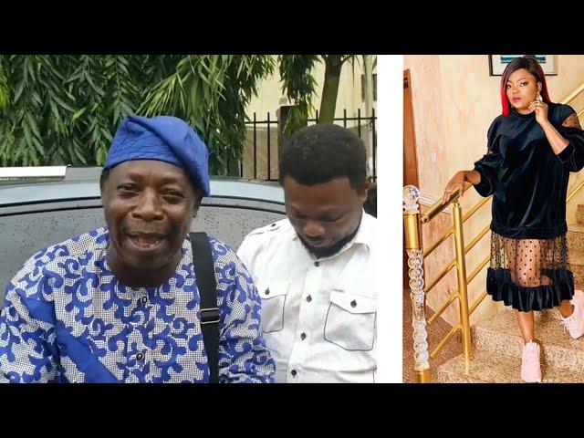 Vetran Actor PA James Ajirebi thanks Funke Akindele for paying his newly rented Apartment