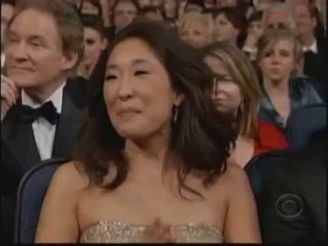 Sandra Oh - Five-time Emmy Nominee