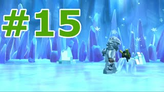 LEGO Ninjago: Shadow of Ronin - Frost-bite Chamber Walkthrough (Vita)