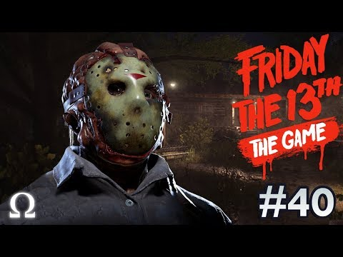 IT'S NOT A TUMAH, TOTAL SHUTDOWN! | Friday the 13th The Game #40 Ft. Friends