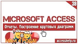 Если вы не знаете, как создать диаграмму в программе Microsoft Acce...