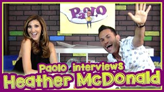 Heather McDonald does HILARIOUS Celebrity Impressions!