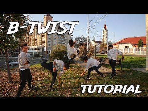 B-Twist - Tutorial Freerun ÎN RomÂNĂ !!!