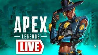 APEX LEGENDS SEASON 10 LIVE NOW! Apex Season 10 New Battle Pass + Seer Gameplay Live Stream Now!