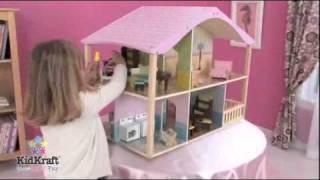 Kidkraft Pastel Swivel Dollhouse 65260