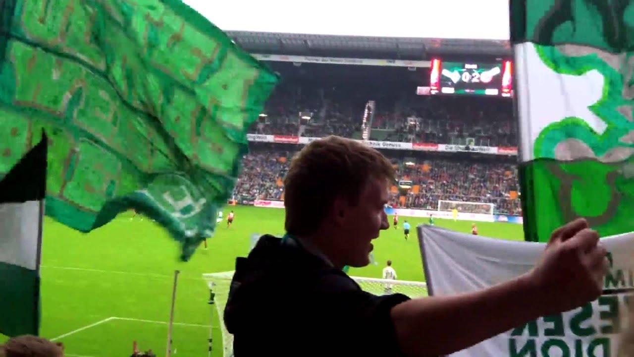 Bremen Eintracht Frankfurt