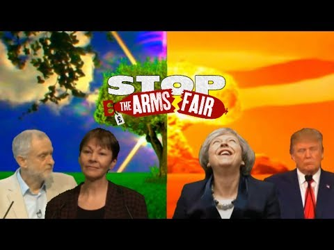 Stop The Arms Fair 2017 - 4th-12th September