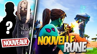 RUNES BOUGENT, DETAIL EVENT, NEW SKIN - Other on FORTNitE (Fortnite News)