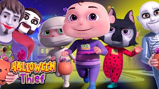Zool Babies Series - Catching The Halloween Thieves | Cartoon Animation For Children | Kids Shows