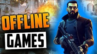 Top 15 Best Offline Android Games 2018 (July)