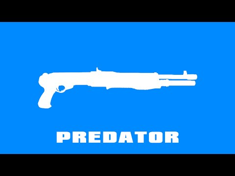 PAYDAY 2: Predator 12G - Weapon Guide #17