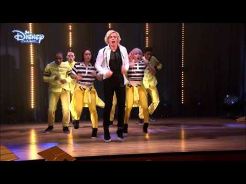 Austin & Ally | Jump Back Kiss Yourself Song | Official Disney Channel UK