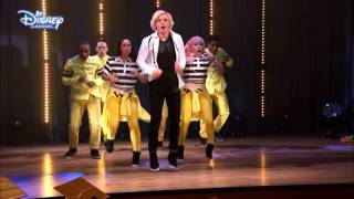 austin ally jump back kiss yourself song official disney channel uk