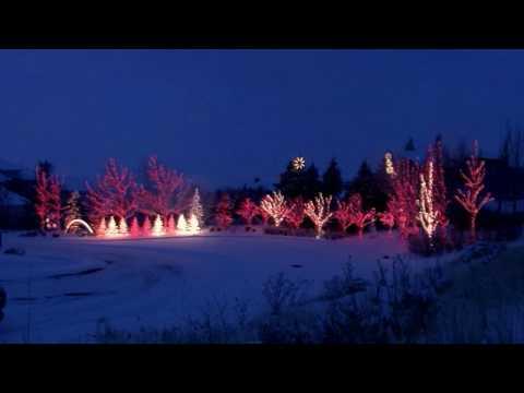Music Box Dancer 2008 - Holdman Christmas Lights