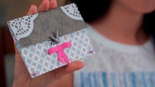 Делаем конверты для денег - подарок своими руками