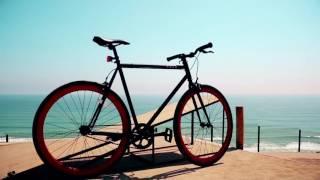 Anza Bikes, La Costa Verde de Lima: La idea de nuestra empresa naci...