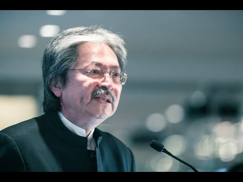 """Innovation in Turbulent Times"", keynote speech by Mr John Tsang at Global Business Forum 2015"