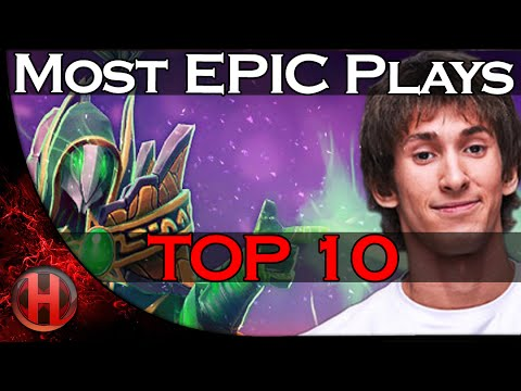 TOP 10 | MOST EPIC PLAYS in Dota 2 History. #2