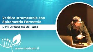 Verifica strumentale con Spirometria Formetric [...] - Dott. Pomarici, Dott. De Falco