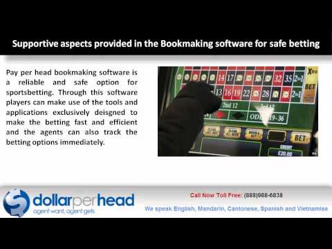 How Bookmaking Software is Useful in Sports Betting Business? - Dollar Per Head