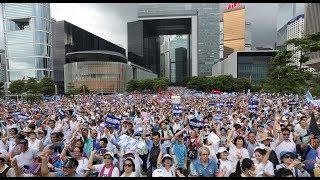 Thumbs up for Hong Kong Police