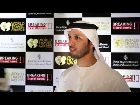 Mubarak Al Shamsi, Director, Abu Dhabi Tourism & Culture Authority