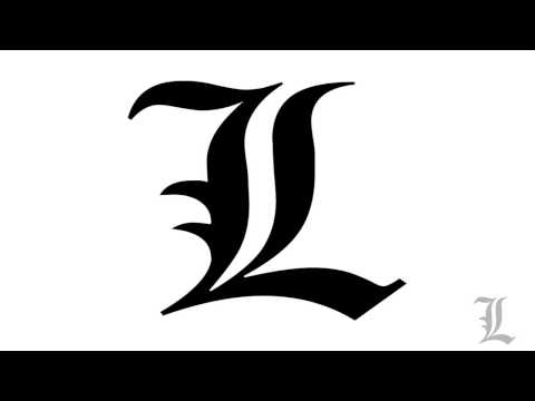 Death Note Soundtrack L's Theme
