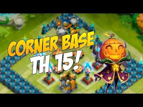 Castle Clash | Base Guide Th15 | Best Defence Base 2016