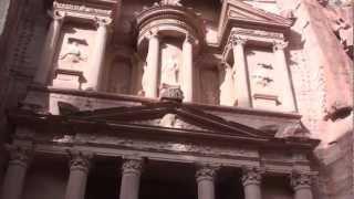 History of The Treasury (Al Khazneh) at Petra - Jordan