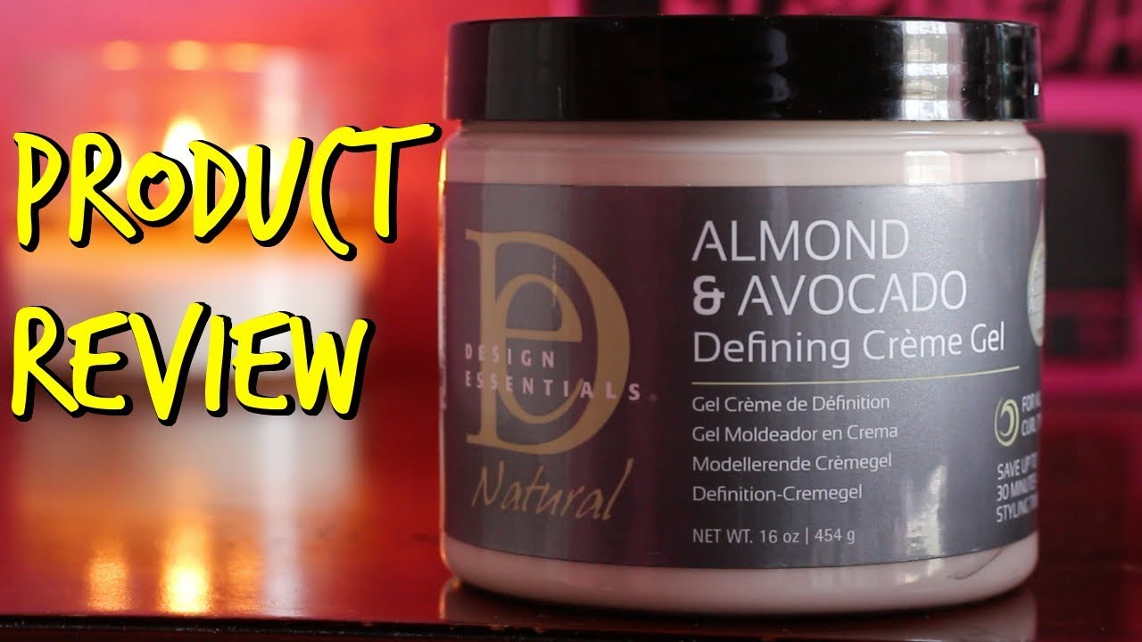 Review Design Essentials Almond Avocado Curl Defining Creme Gel