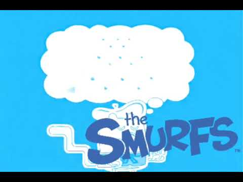 (REQUESTED) Wow Wow Wubbzy Paint A Picture In SmurfsChorded