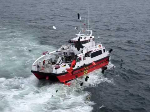 Offshore - (K)ein ganz normaler Job