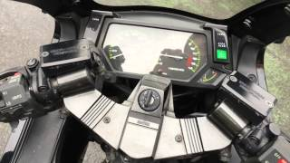 GPX750Rエンジン音