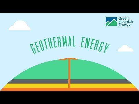 Renewable Energy 101: Geothermal Power